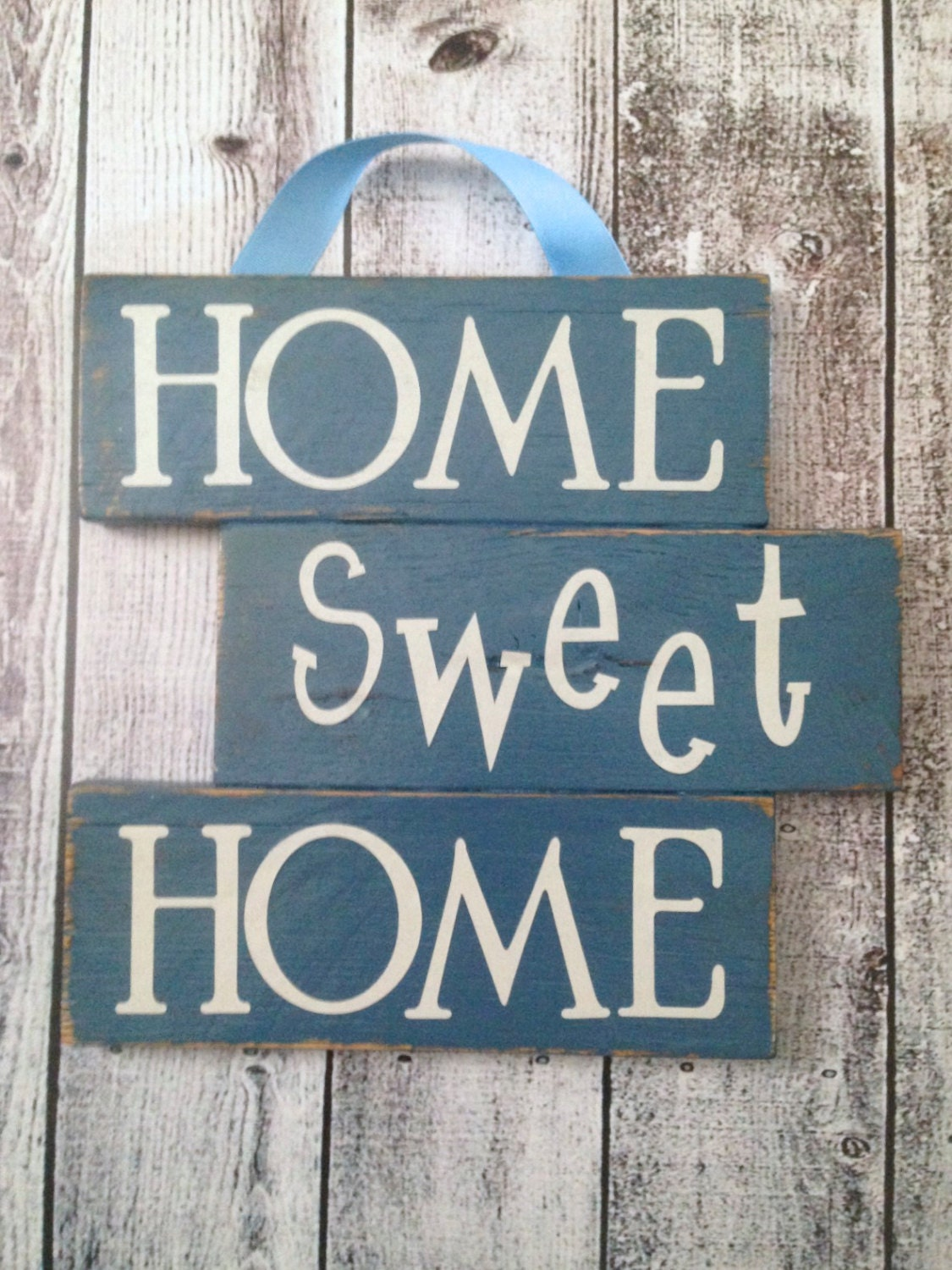 home sweet home sign made from reclaimed pallet wood home. Black Bedroom Furniture Sets. Home Design Ideas