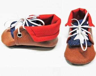 Merica Chuck Boots