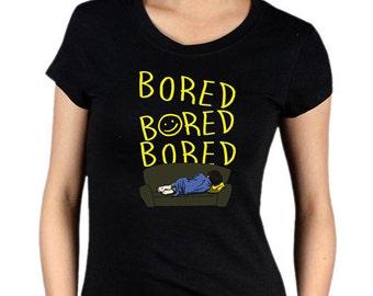BORED Sherlock t-shirt