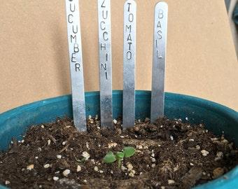 Custom Garden Labels, Custom Garden Markers, Fruit Markers, Fruit Labels, Vegetable Markers, Vegetable Labels, Herb Labels, Plant Labels