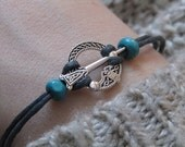 Celtic bracelet - tara brooch bracelet - Irish bracelet Viking Bracelet tara bracelet - Ireland bracelet Celtic jewellery