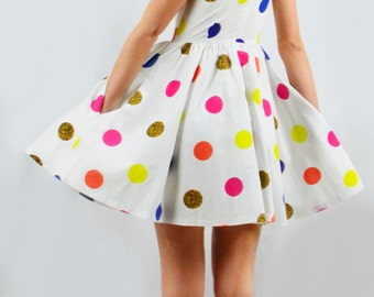 Party Dots Dress - SOLD OUT