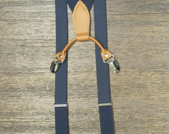 Navy Blue Suspenders, Navy Blue boy suspenders, Navy Blue Supenders, Navy Blue toddler suspenders, Navy Blue Suspenders, Navy Blue, Navy