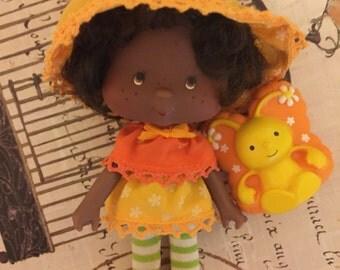 Orange Blossom and Marmalade Doll Strawberry Shortcake