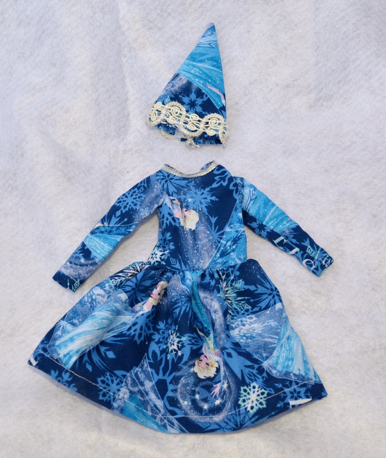 Blue dress accessories 4x4