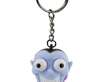 Free Shipping* Dracula Vampire Eye Popper Keychain