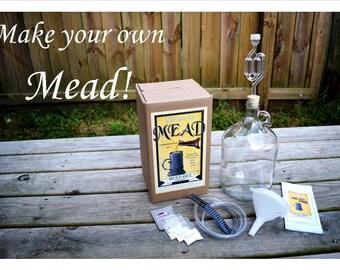 Must Bee Company Mead Kit