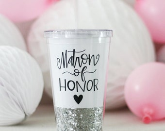 Bridesmaids Gift , Maid or Matron of Honor gift