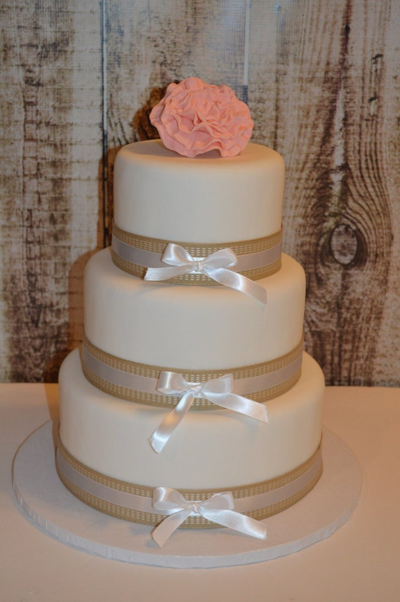 wedding cake fake tiers 3 tier fondant faux wedding cake wedding cake display 22589