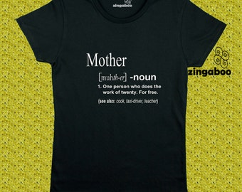 Mothers day gift, funny gift for mom, funny tee, gift for mum, mothers day quote,