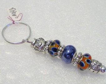 992 - Beaded Key Ring