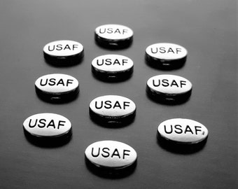 USAF Floating Charm for Floating Lockets-1 Pc-Gift Idea for Women