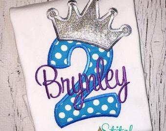 Birthday Princess Shirt or Bodysuit