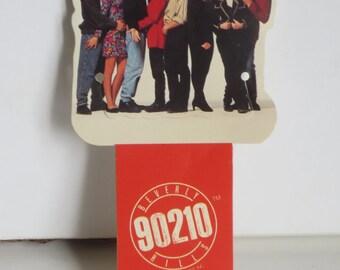 BEVERLY HILLS 90210 vintage bookmark 90's