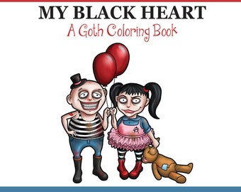 Kawaii Coloring Book Cute Characters Printable Instant
