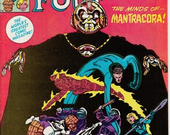 Fantastic Four #254 - May 1983 Issue - Marvel Comics - Grade NM