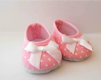 American Girl or Bitty Baby Doll Shoes