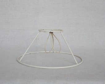 Victorian lamp shade wire frames lamp shade frame etsy greentooth Gallery