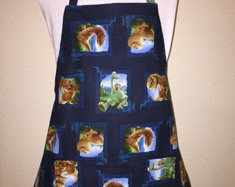 Child's Medium Apron - The Good Dinosaur