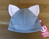 Cat hat in natural color (different colors to choose from!)