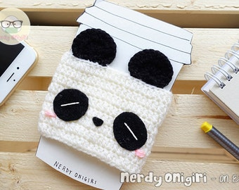 Lazy Panda Coffee Cup Sleeve/Cozy for Tumblers