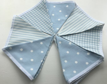 Spots, Gingham and Stripe Bunting