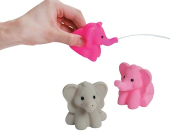 12/ Sweet Elephant Squirts/ party favor