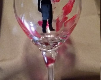 The Walking Dead Daryl Glass
