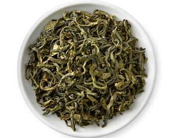 Premium Green Tea Loose Leaf Tea, Organic, 3 oz (85 g)
