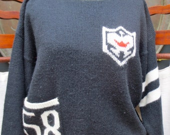 REFERENCE POINT NOVELTY sweater