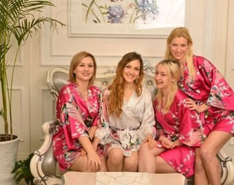 CD1 bridesmaid cotton robes bridesmaid cotton robes bridesmaids personalized robes kimono bridesmaid robe bridesmaid robes sydney