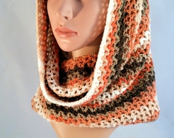 "Hood Cowl model ""Mountains"""