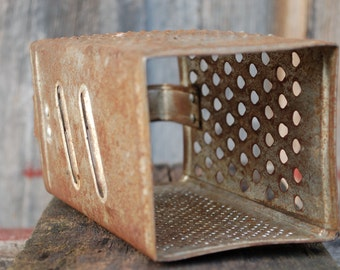 vintage grater | etsy, Hause ideen