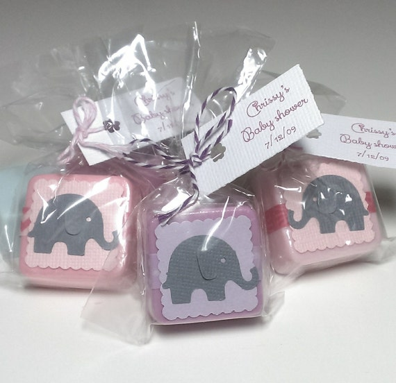 baby elephant shower favors circus baby shower elephant baby shower