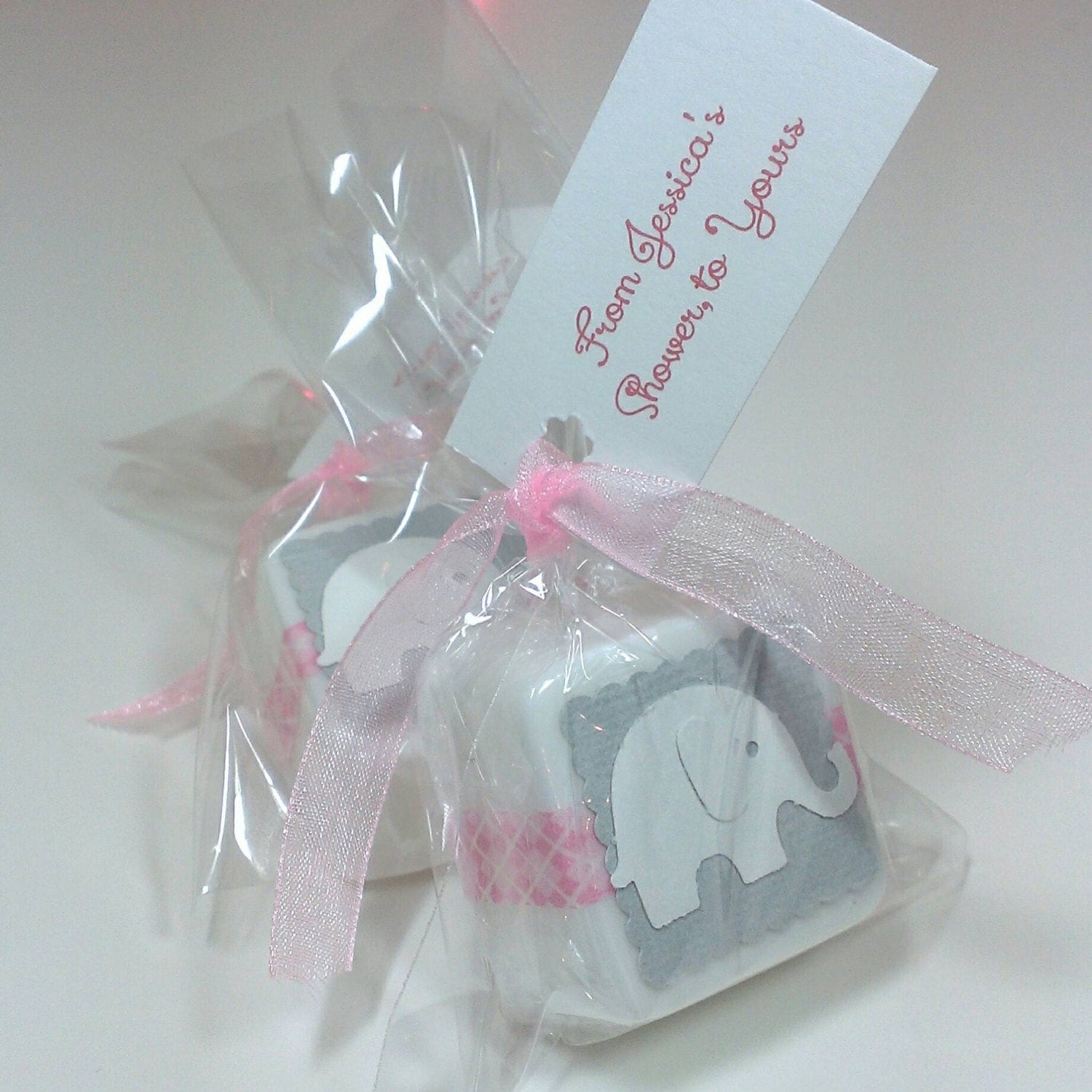 baby shower favors girl elephant baby shower favors baby
