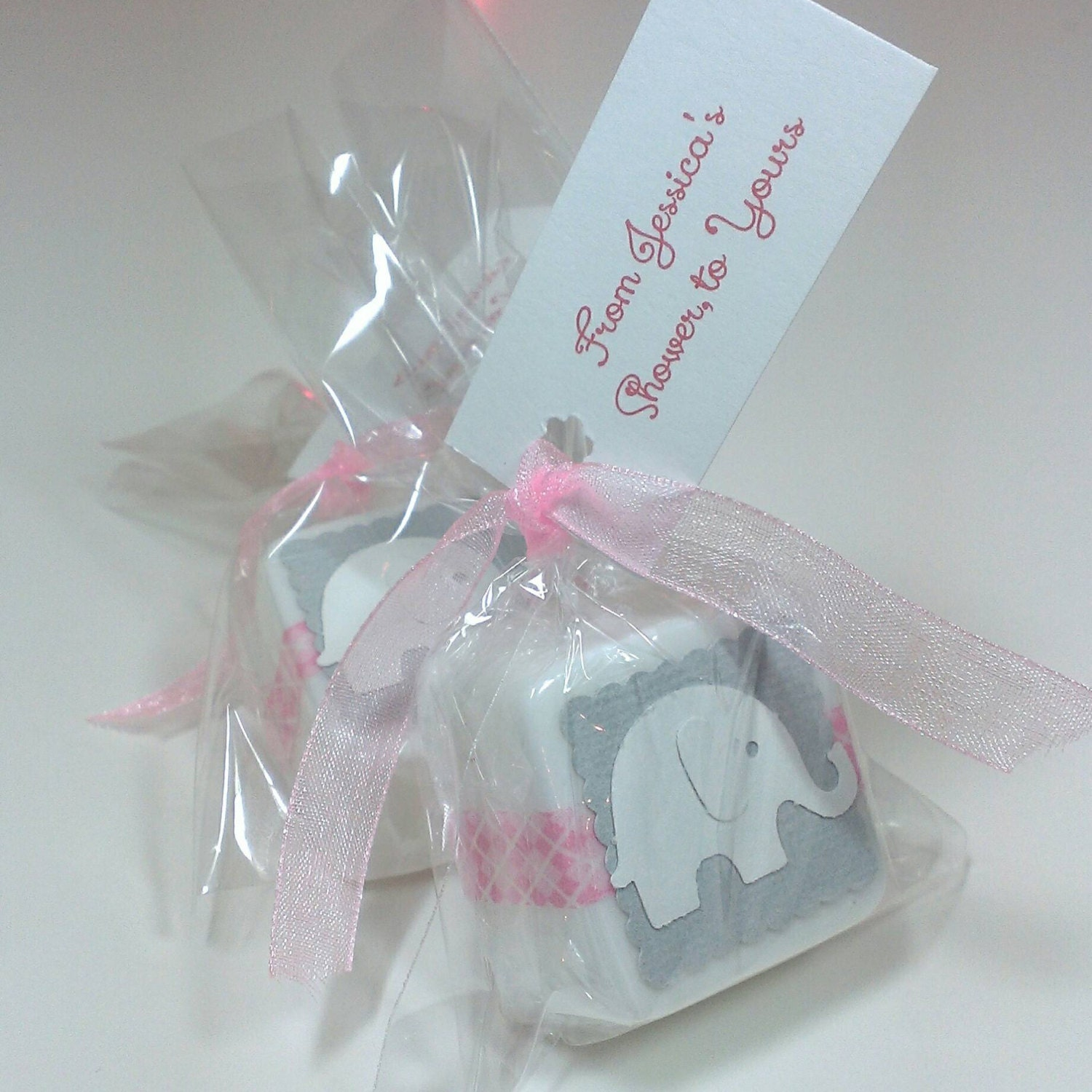 baby shower favors girl elephant baby shower favors baby shower