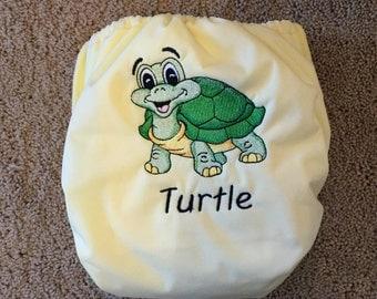 AI2 Embroidered Cloth Diaper