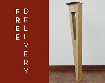 Table legs, gambe da tavolo, legno struttura, made in italy