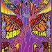 195 - GRATEFUL DEAD - Sports Arena, Atlanta ,usa -  10 may 1970 -  artistic concert poster