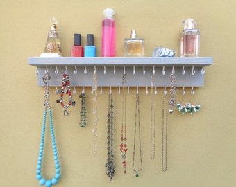 Jewelry Organizer Jewelry Organization Necklace Holder