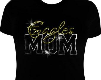 School Spirit Shirt- mom shirt-School spirit-Iron on transfer