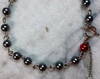 Diabetic Awareness Bracelet-Custom Fit