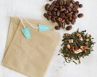 loose leaf tea filters fillable tea bags empty tea bags top selling item