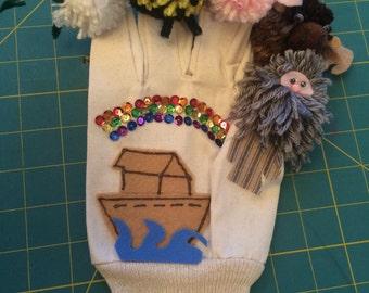 Noah's Ark hand puppet