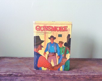 1958 Gunsmoke by Robert Turner Hardcover