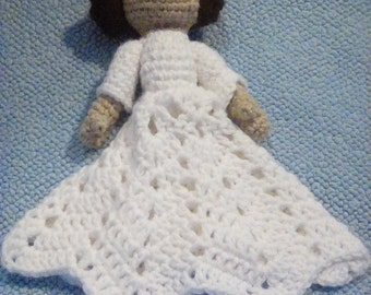Princess Leia inspired lovey