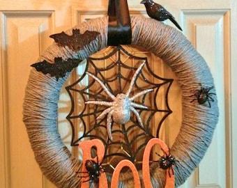 All Hallows' Eve Wreath