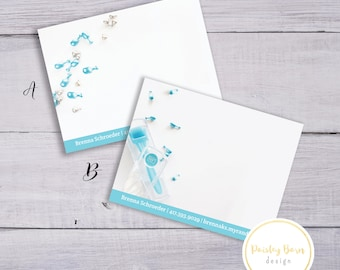 PRINTED NOTECARDS for your skincare business!|skinvitation, skincare, Thank You, Invites, Postcards, R+F, Rodan Fields, Personalized