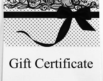 Chrisst Gift Certificate  - CHRISST