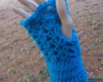 Elaine Fingerless Gloves
